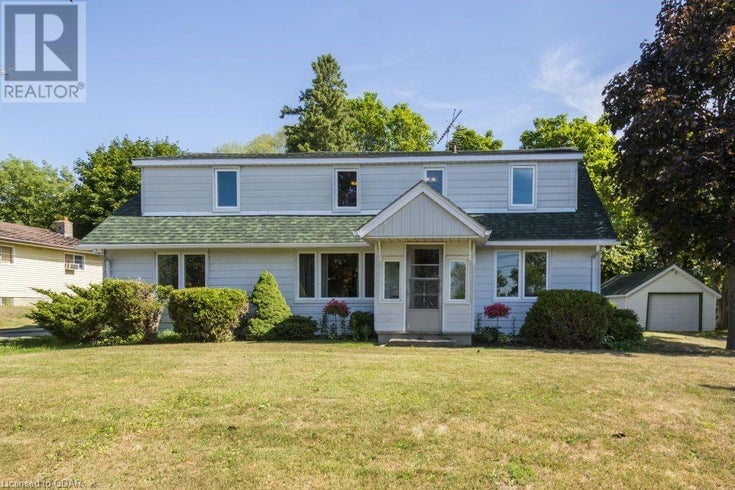 218 COUNTY ROAD 4 . - Picton for sale, 3 Bedrooms (40010055)