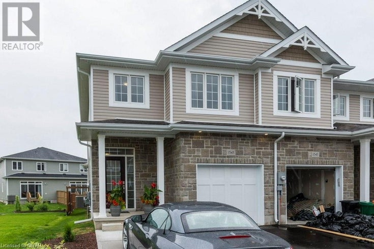 1543 DAVENPORT Crescent - Kingston Row / Townhouse for sale, 3 Bedrooms (40149379)