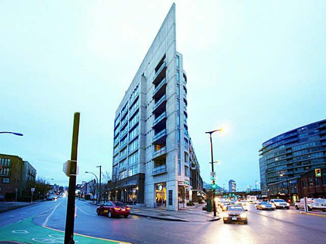 512 2055 YUKON STREET, VANCOUVER, BC - False Creek Apartment/Condo for sale, 1 Bedroom (V1114845)