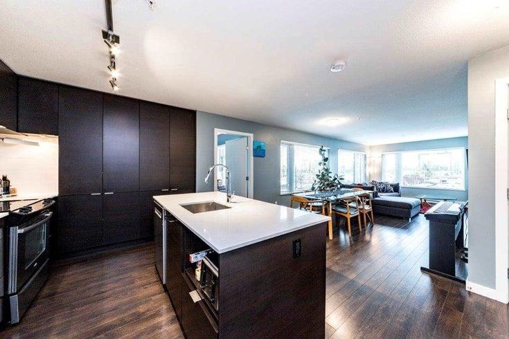 307 1673 LLOYD AVENUE, NORTH VANCOUVER, BC - Pemberton NV Apartment/Condo for sale, 3 Bedrooms (R2455954)