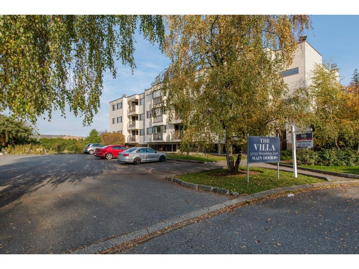 304 32733 E BROADWAY STREET, ABBOTSFORD, BC - Abbotsford West Apartment/Condo for sale, 1 Bedroom (R2406596)