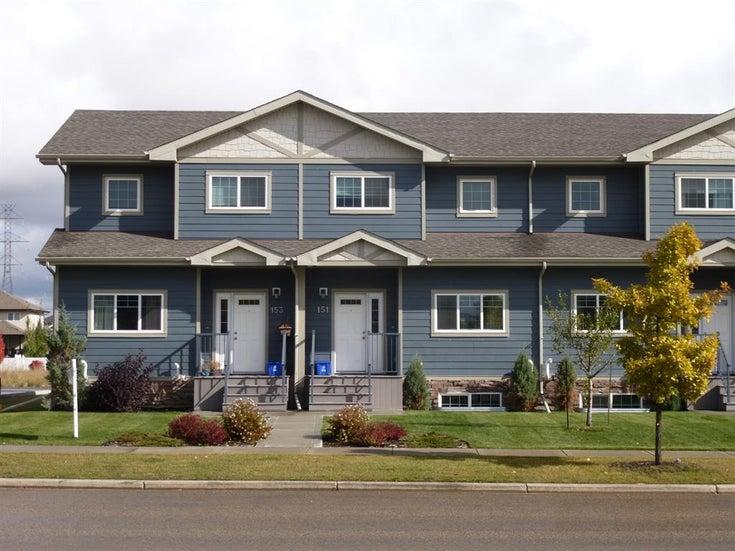 151 Vanier Drive - Vanier Woods Row/Townhouse for sale, 3 Bedrooms (A1065349)