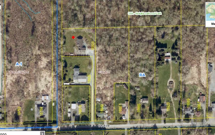 18833 76 AVENUE - Clayton House with Acreage for sale(R2555234)