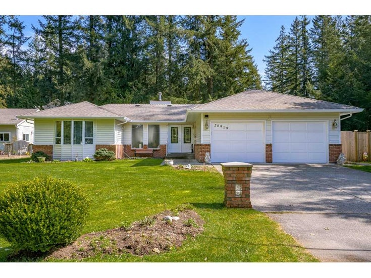 20919 42 AVENUE - Brookswood Langley House with Acreage for sale, 3 Bedrooms (R2558541)