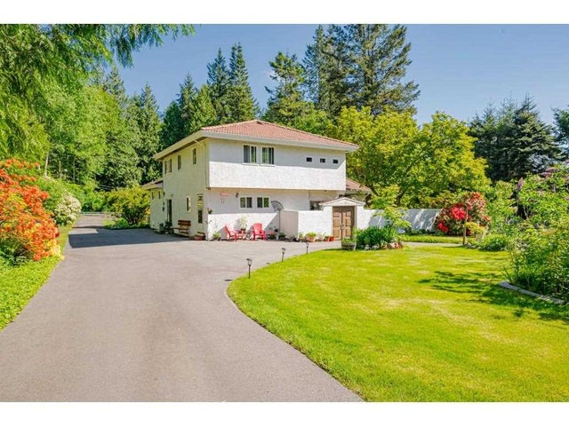 20084 FERNRIDGE CRESCENT - Brookswood Langley House with Acreage for sale, 4 Bedrooms (R2584551)