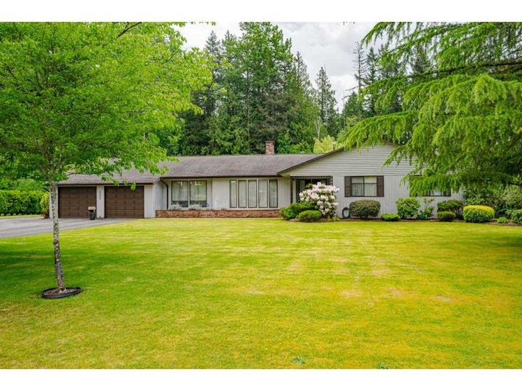 2256 204A STREET - Brookswood Langley House with Acreage for sale, 4 Bedrooms (R2585488)