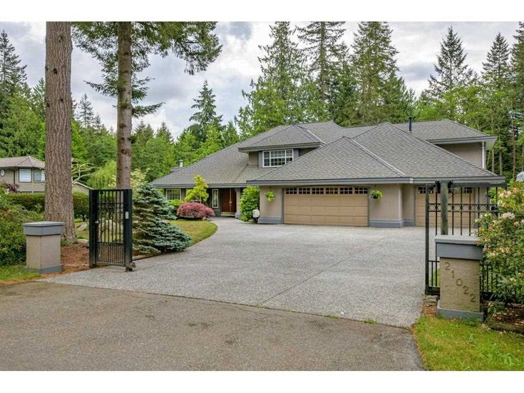 21022 42 AVENUE - Brookswood Langley House with Acreage for sale, 3 Bedrooms (R2585570)