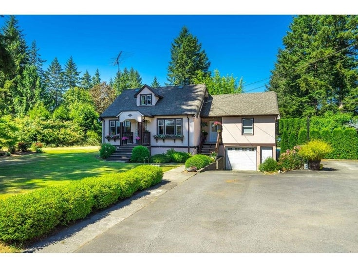 5435 248 STREET - Salmon River House with Acreage for sale, 5 Bedrooms (R2603465)