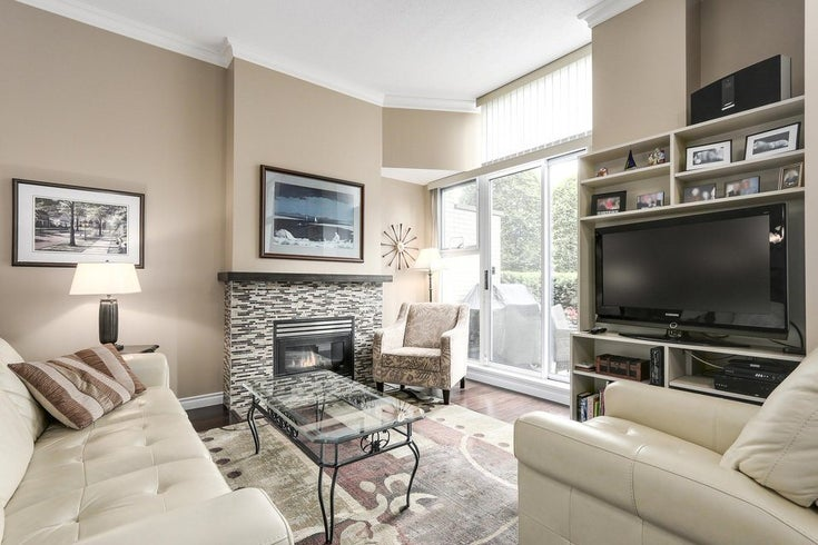 128 BOATHOUSE MEWS - Yaletown Townhouse for sale, 2 Bedrooms (R2175340)