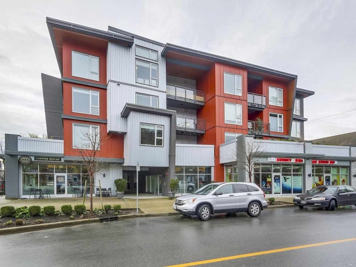 205 1201 W 16TH STREET - Norgate Apartment/Condo for sale, 2 Bedrooms (R2347620)