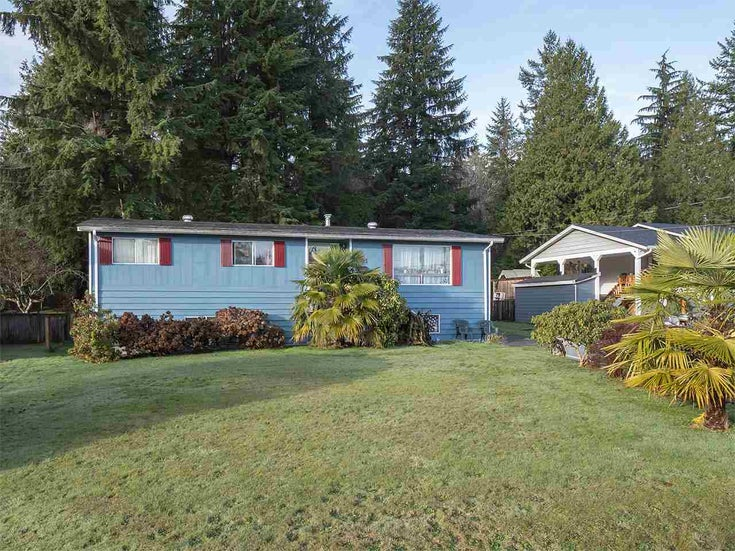 1501 JOHNSON ROAD - Gibsons & Area House/Single Family for sale, 5 Bedrooms (R2425706)