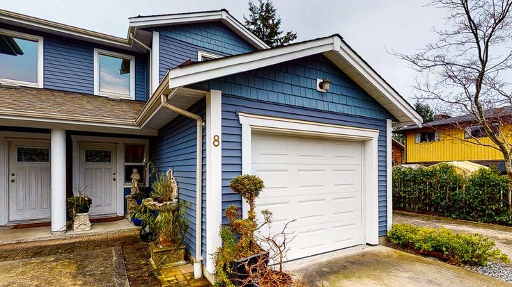 8 624 SHAW ROAD - Gibsons & Area Townhouse for sale, 3 Bedrooms (R2541203)
