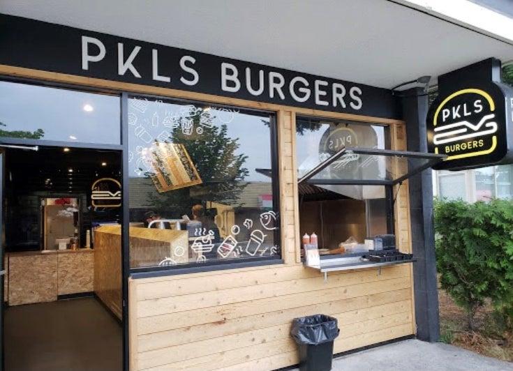 PKLS BURGERS 5666 Cowrie Street, Sechelt BC V0N3A3 - Sechelt District COMM for sale(C8037729)