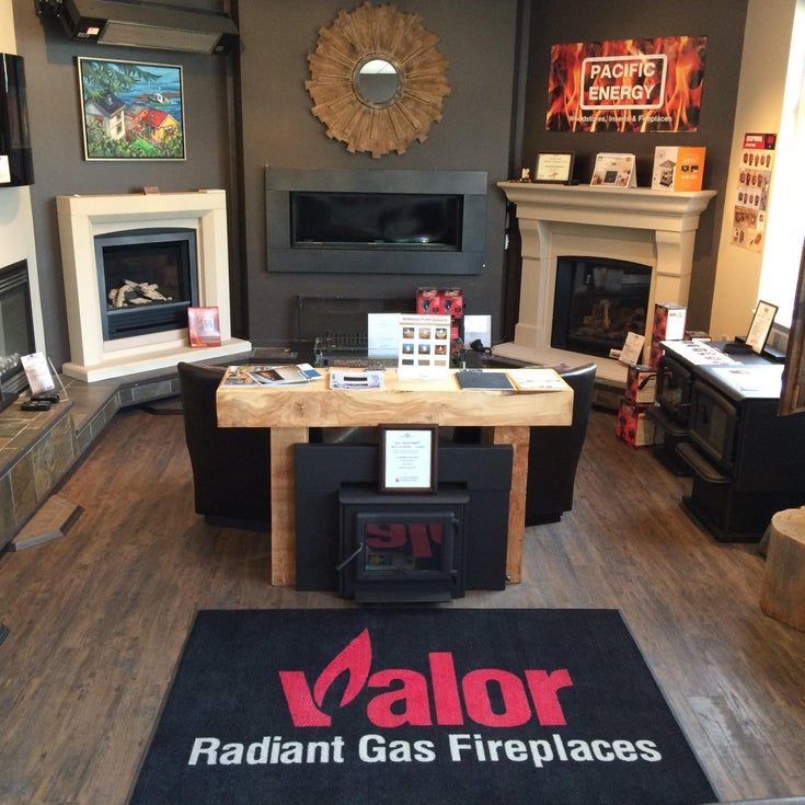 COZY HOME FIREPLACES 101-5682 Wharf Road, Sechelt BC V0N3A3 - Sechelt District COMM for sale(C8037946)