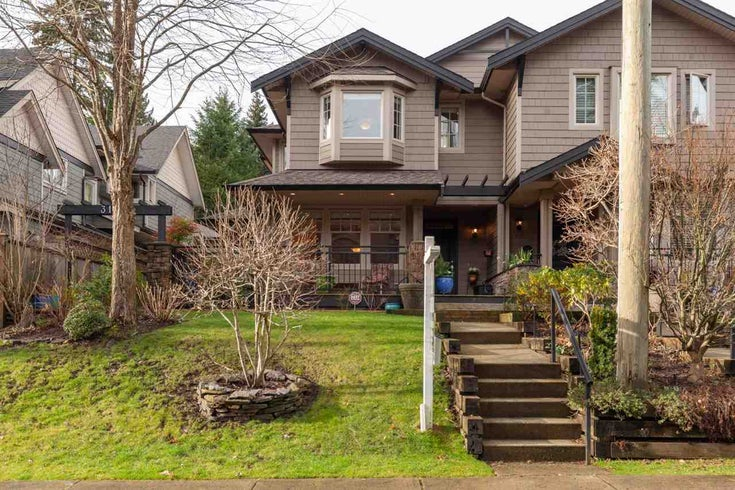 3131 SUNNYHURST ROAD - Lynn Valley Townhouse for sale, 4 Bedrooms (R2331900)