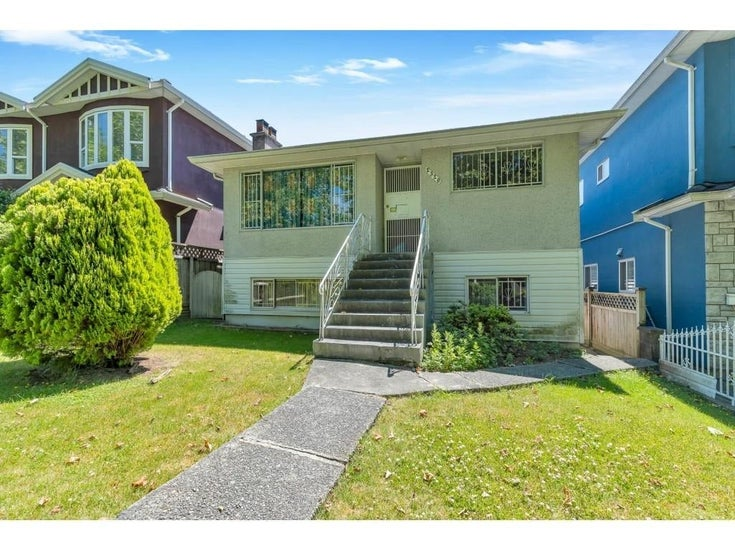 2320 E 27TH AVENUE - Victoria VE House/Single Family for sale, 6 Bedrooms (R2597095)