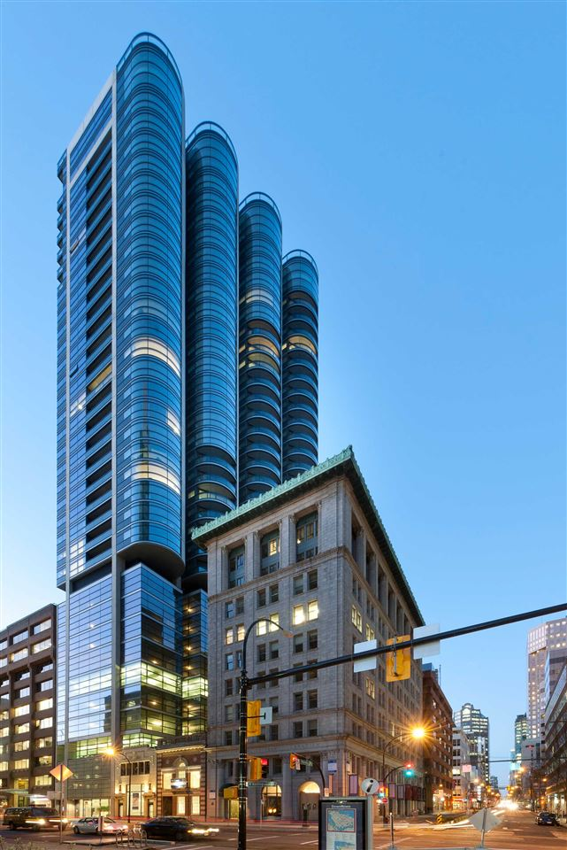 2403 838 W HASTINGS STREET - Downtown VW Apartment/Condo for sale, 2 Bedrooms (R2125864)
