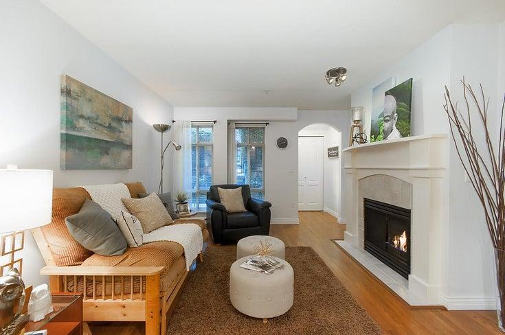 3022 W 4TH AVENUE - Kitsilano Townhouse for sale, 1 Bedroom (R2131982)