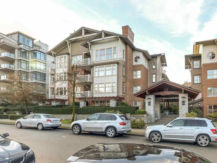 1306 4655 VALLEY DRIVE - Quilchena Apartment/Condo for sale, 1 Bedroom (R2133417)