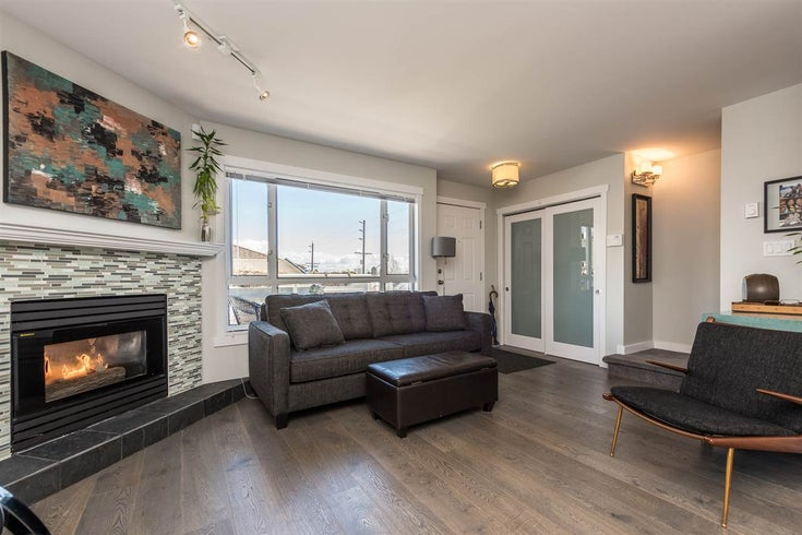 208 3978 ALBERT STREET - Vancouver Heights Apartment/Condo for sale, 2 Bedrooms (R2152424)