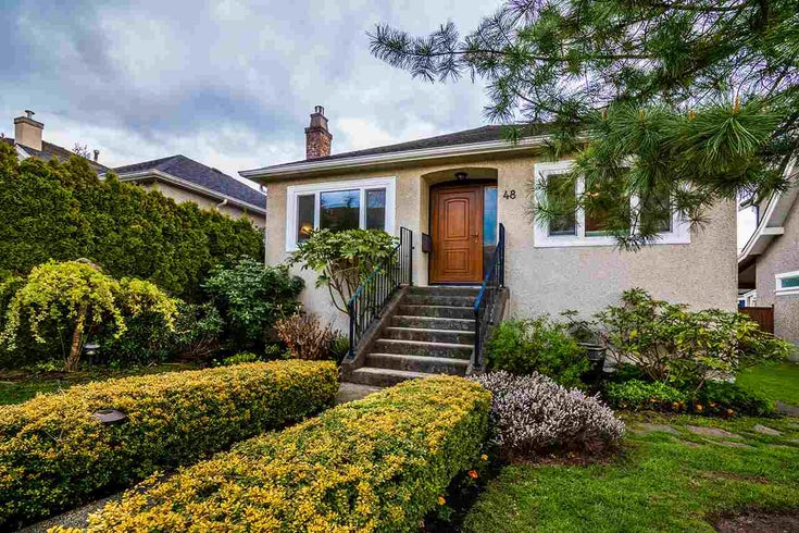 48 W 27TH AVENUE - Cambie House/Single Family for sale, 3 Bedrooms (R2162142)