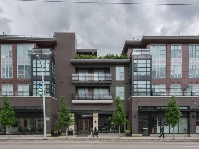 310 1628 W 4TH AVENUE - False Creek Apartment/Condo for sale, 1 Bedroom (R2170569)