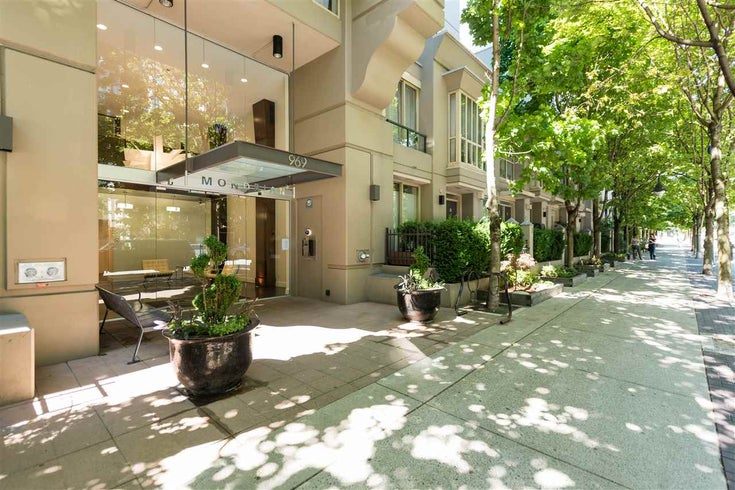 1805 969 RICHARDS STREET - Downtown VW Apartment/Condo for sale, 1 Bedroom (R2192235)