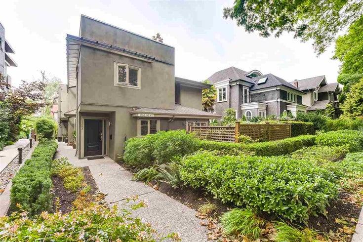 1365 WALNUT STREET - Kitsilano Townhouse for sale, 2 Bedrooms (R2203661)