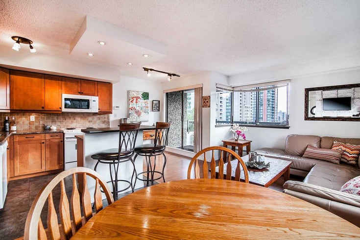 705 47 AGNES STREET - Downtown NW Apartment/Condo for sale, 1 Bedroom (R2205657)