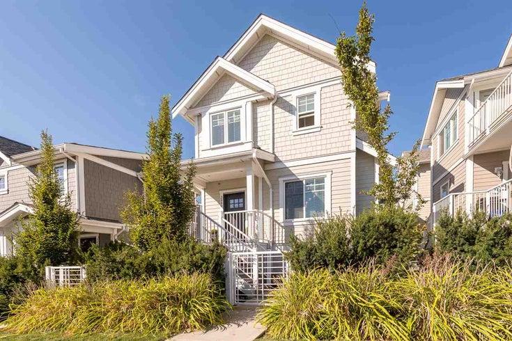 2889 E 41ST AVENUE - Collingwood VE Townhouse for sale, 3 Bedrooms (R2207832)