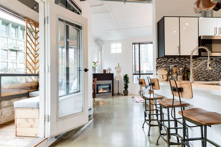 405 28 POWELL STREET - Downtown VE Apartment/Condo for sale, 1 Bedroom (R2211956)