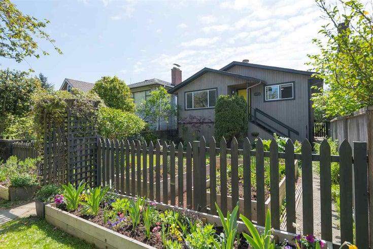 3172 E 2ND AVENUE - Renfrew VE House/Single Family for sale, 4 Bedrooms (R2266222)