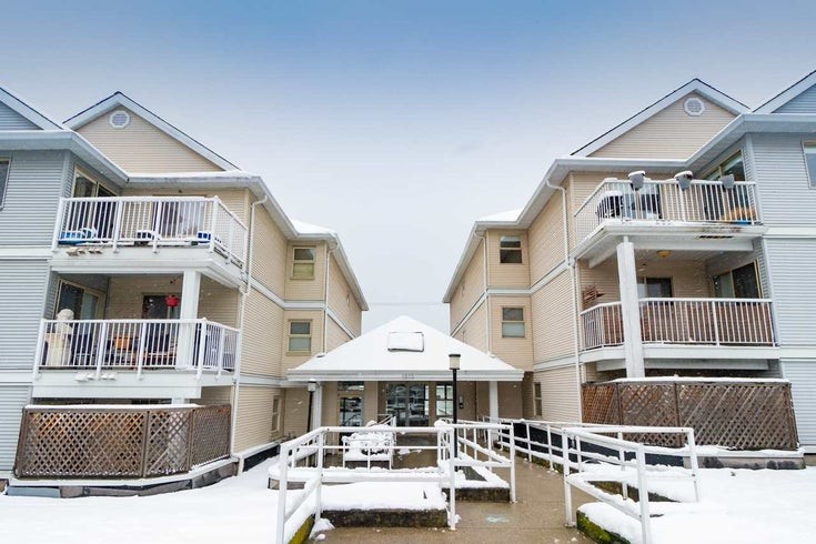 309 1615 FRANCES STREET - Hastings Apartment/Condo for sale, 2 Bedrooms (R2340822)