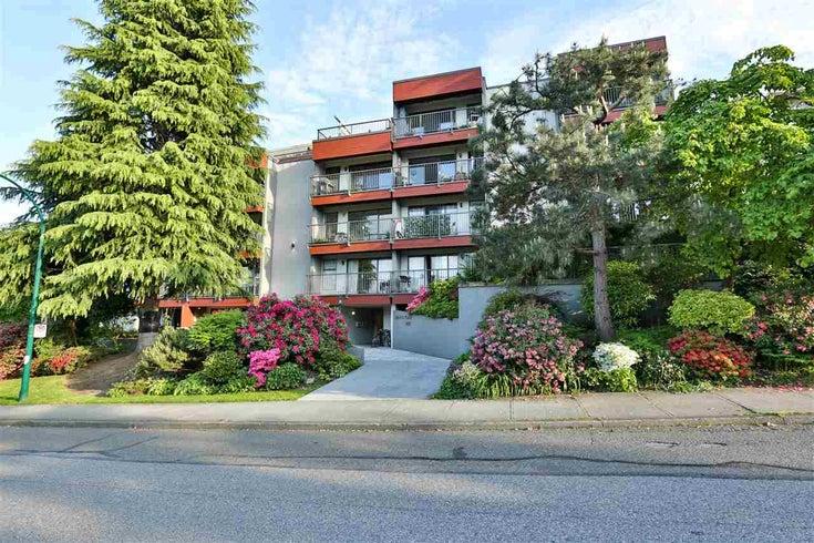 301 2120 W 2ND AVENUE - Kitsilano Apartment/Condo for sale, 1 Bedroom (R2372490)