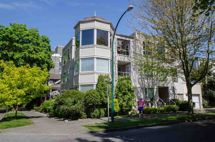 306 1595 BARCLAY STREET - West End VW Apartment/Condo for sale, 1 Bedroom (R2396081)