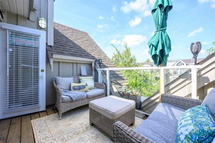 PH3 3168 LAUREL STREET - Fairview VW Apartment/Condo for sale, 2 Bedrooms (R2397512)