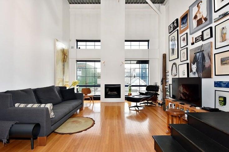 408 237 E 4TH AVENUE - Mount Pleasant VE Apartment/Condo for sale, 1 Bedroom (R2433125)