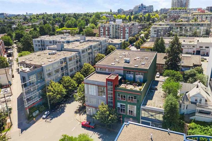 305 272 E 4TH AVENUE - Mount Pleasant VE Apartment/Condo for sale, 1 Bedroom (R2476278)