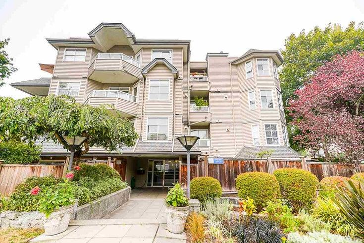 401 1481 E 4TH EAST AVENUE - Grandview Woodland Apartment/Condo for sale, 1 Bedroom (R2498639)