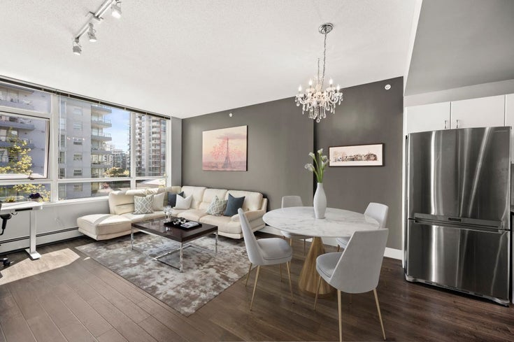 405 120 W 16TH STREET - Central Lonsdale Apartment/Condo for sale, 1 Bedroom (R2592614)
