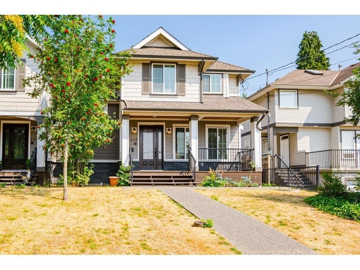 1039 CHARLAND AVENUE - Central Coquitlam 1/2 Duplex for sale, 4 Bedrooms (R2606697)
