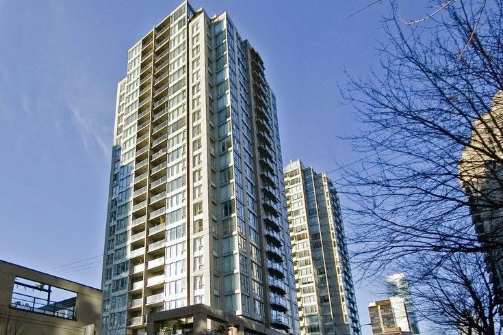 706 1010 Richards Street - Yaletown Apartment/Condo for sale, 1 Bedroom (V944801)
