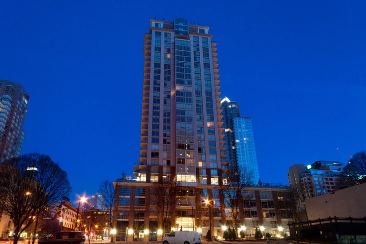 1205 - 535 Smithe Street  - Yaletown Apartment/Condo for sale, 2 Bedrooms (V955964)