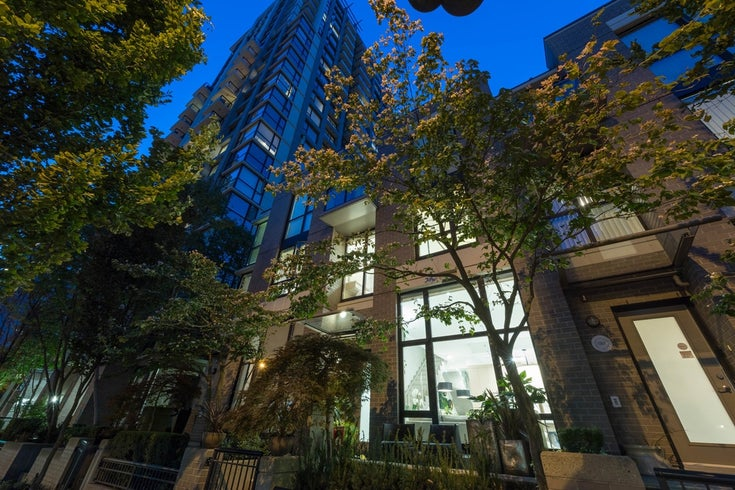 1269 RICHARDS STREET - Downtown VW Townhouse for sale, 2 Bedrooms (R2108322)