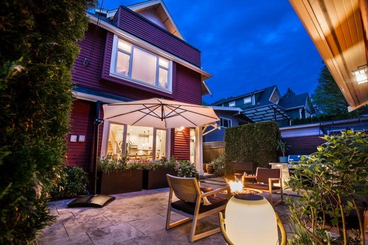1832 E 6TH AVENUE - Grandview Woodland 1/2 Duplex for sale, 3 Bedrooms (R2365461)