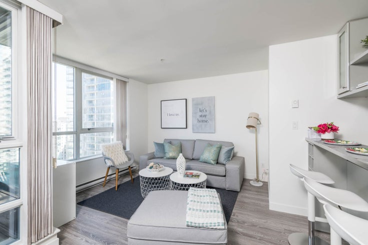 3307 1495 RICHARDS STREET - Yaletown Apartment/Condo for sale, 1 Bedroom (R2267496)