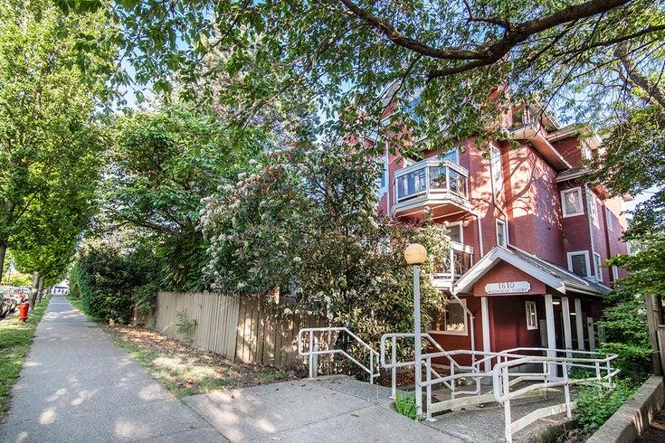 101 1610 E 5TH AVENUE - Grandview Woodland Apartment/Condo for sale, 2 Bedrooms (R2269107)