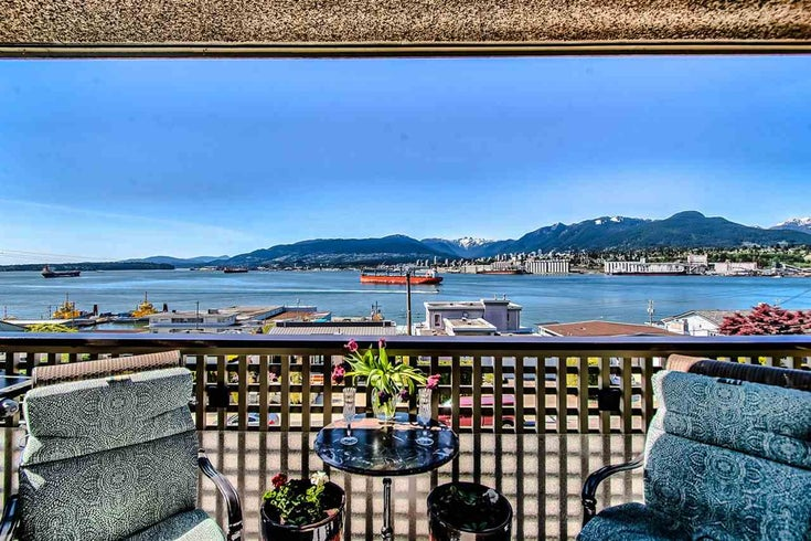 418 2366 WALL STREET - Hastings Apartment/Condo for sale, 1 Bedroom (R2455130)
