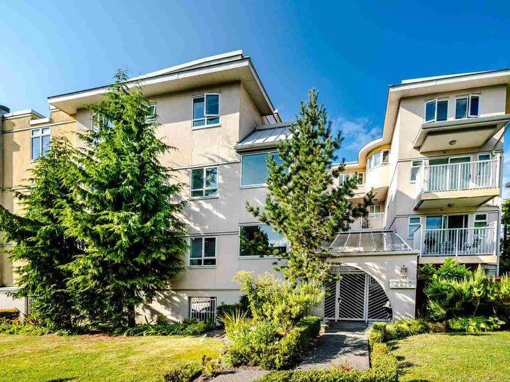 303 2215 MCGILL STREET - Hastings Apartment/Condo for sale, 2 Bedrooms (R2487486)