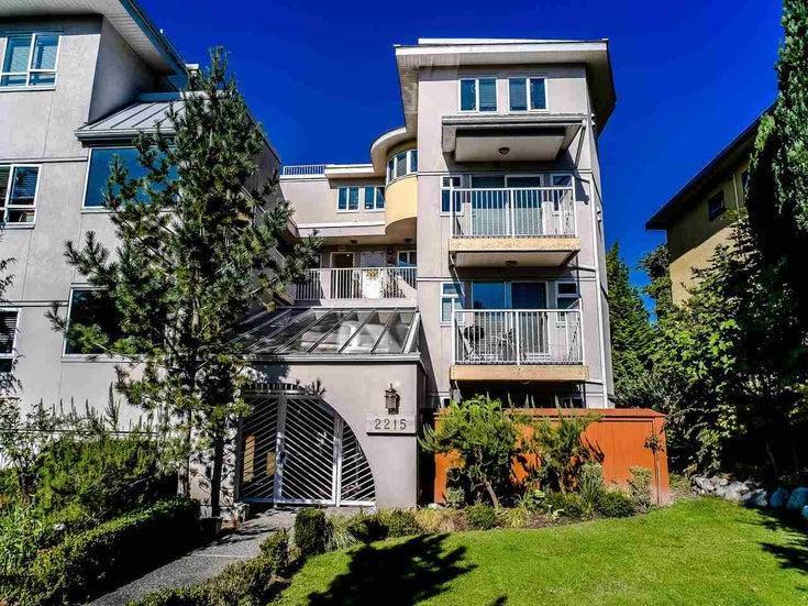 101 2215 MCGILL STREET - Hastings Apartment/Condo for sale, 1 Bedroom (R2507038)